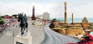 La 32ème édition du marathon COMAR de la ville de Tunis