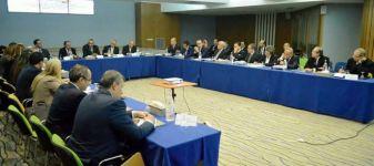 الجلسة المشتركة بين الهيئة_العامة_للتأمين وشركات التأمين وإعادة التأمين