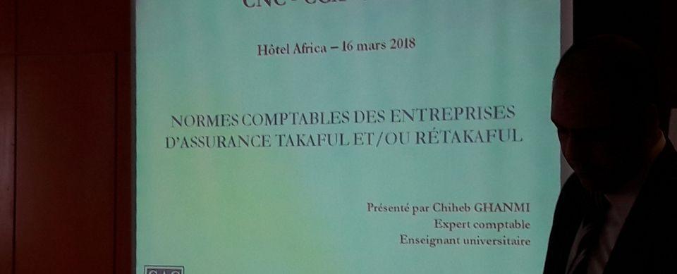 Formation Normes Comptables des entreprises d'assurances Takaful et Ré-Takaful