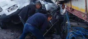 Carambolage entre 25 voitures sur l'autoroute Sfax-Sousse: Plusieurs morts et blessés