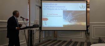 Journée d'étude : Quelles Solutions Assurantielles Pour La Gestion Des Risques Des Calamités Agricoles En Tunisie ?