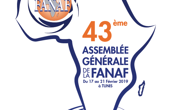 43ème Assemblée Générale de la FANAF 2019 à Tunis, Tunisie