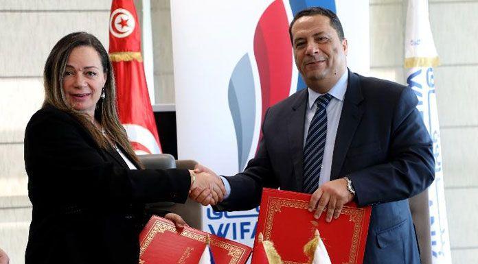 Convention de partenariat entre WIFAK BANK ET COTUNACE