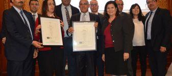Trois institutions financières tunisiennes obtiennent la certification AML 30000